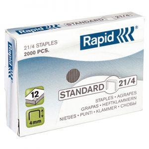 PUNTI RAPID STANDARD 21/4 PZ.2000